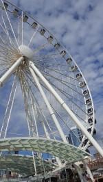 Seattle Great Wheel (Seattle WA, 2018)