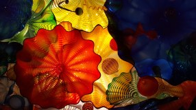 Chihuly Garden and Glass Museum (Seattle WA, 2018)