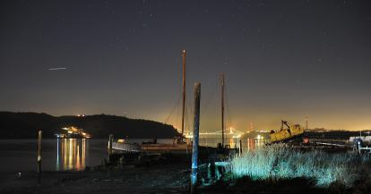 Benicia Waterfront (Benicia CA, ~2014)